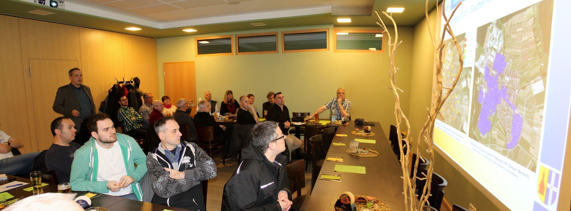 Freie Wähler Informationsveranstaltung zum Breitbandausbau in Waghäusel